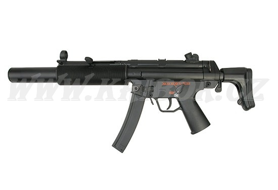 HK MP5 S6 Blow Back